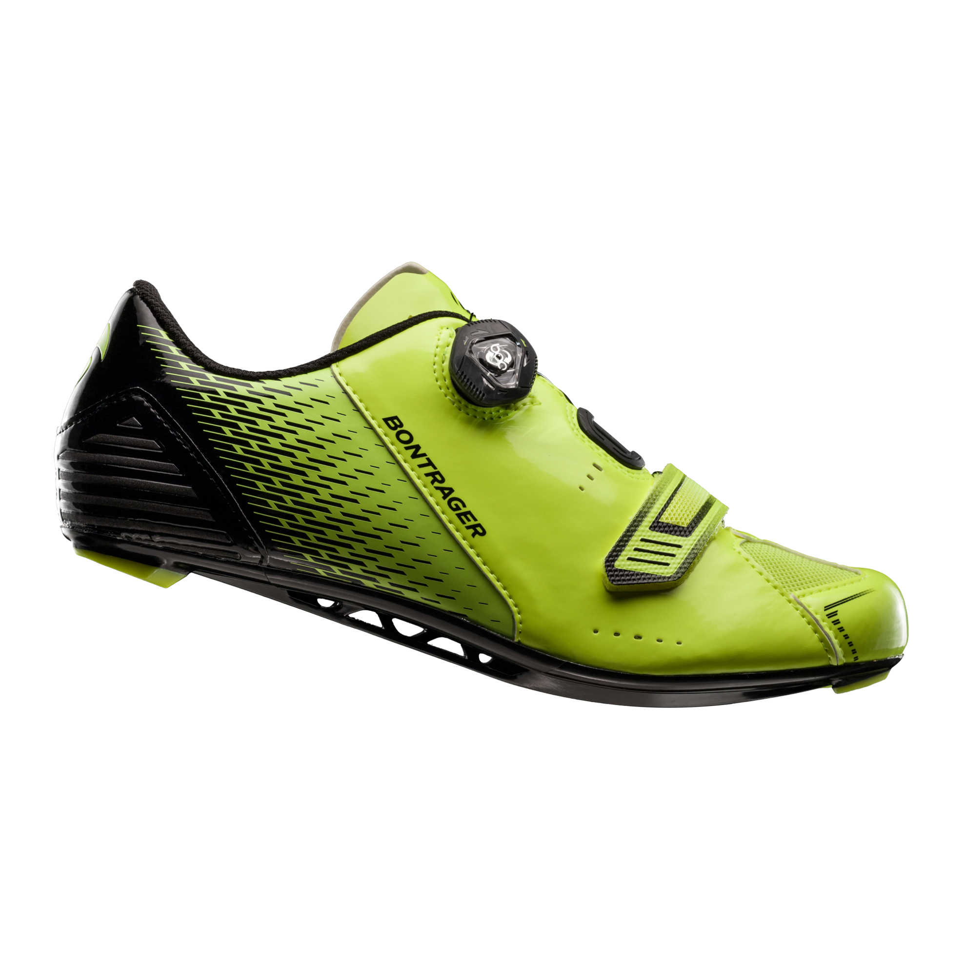 Bontrager Specter Shoe : Visibility Yellow/Black