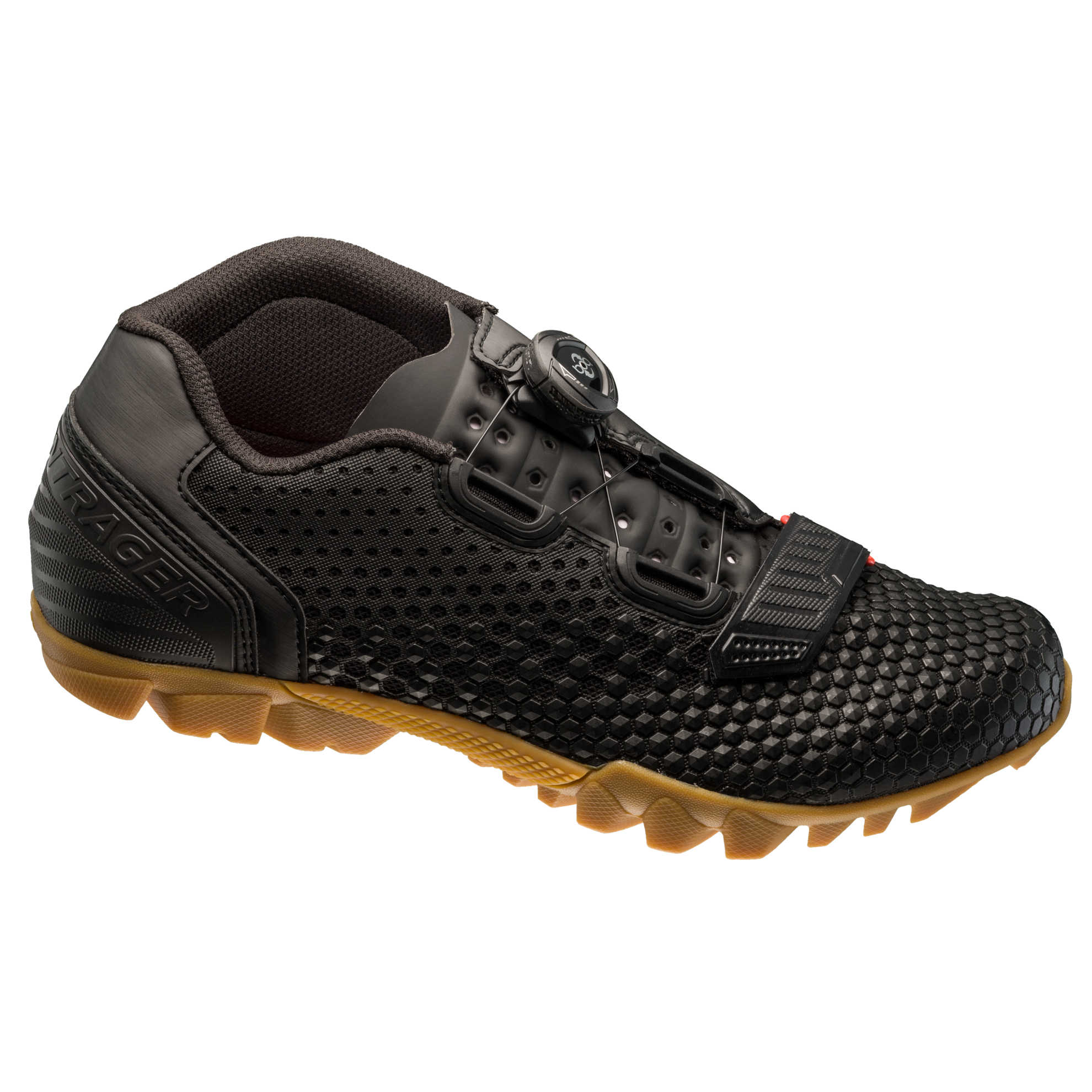 Bontrager Rhythm Shoe : Black