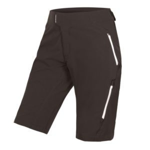 Endura Womens SingleTrack Lite Short II : Black