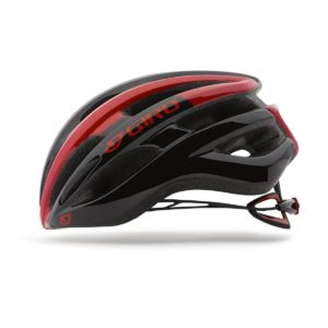 Giro Foray Helmet : Bright Red/Black