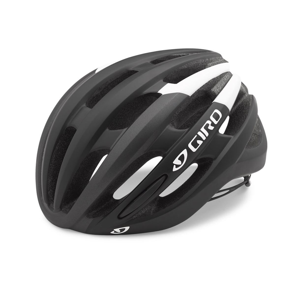 Giro Foray Helmet : Black/White