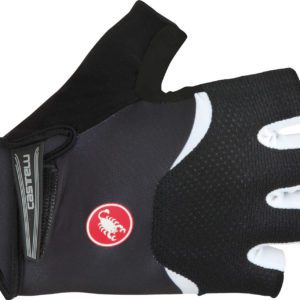 Castelli Arenberg Gel Glove : Black/White : XX-Large