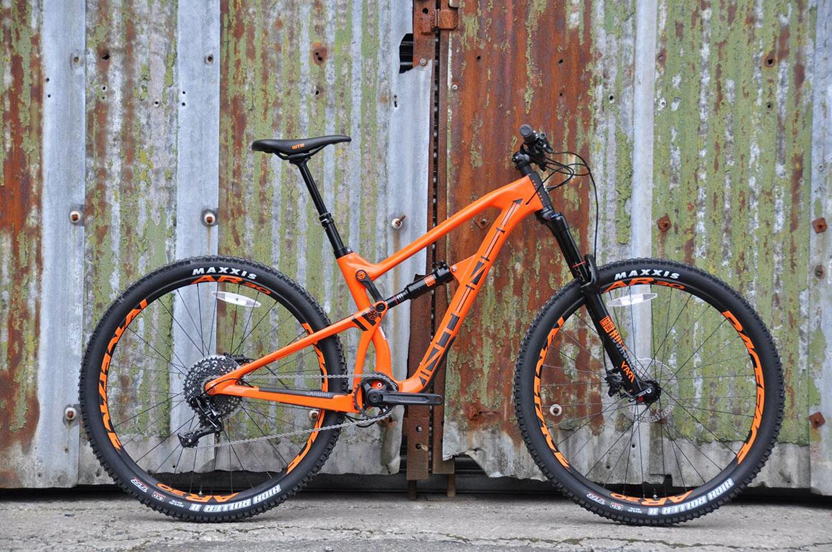 Electric Bikes For Sale >> FAST BIKE FRIDAY - 2018 Intense Carbine | Wheelbase