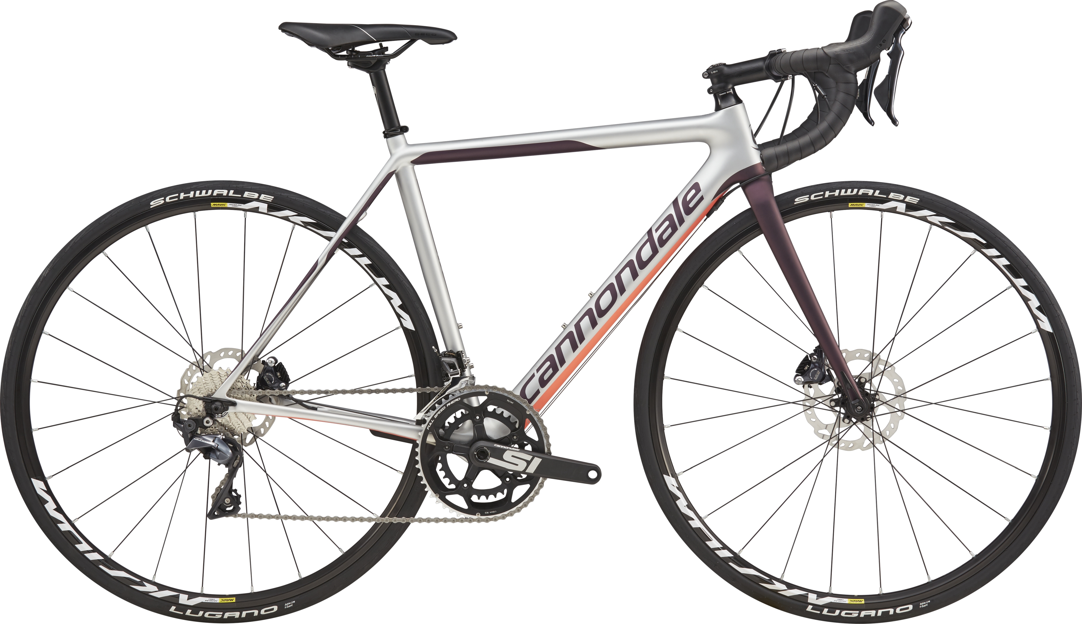 Cannondale Womens SuperSix EVO Carbon Disc Ultegra 2019