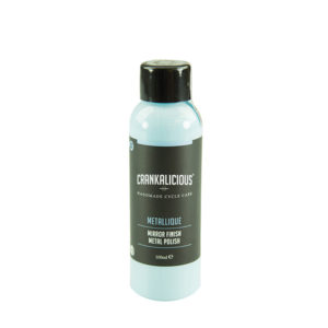 Crankalicious Metallique 100ml Metal Polish