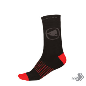 Endura Thermolite II Sock (Twin pack)