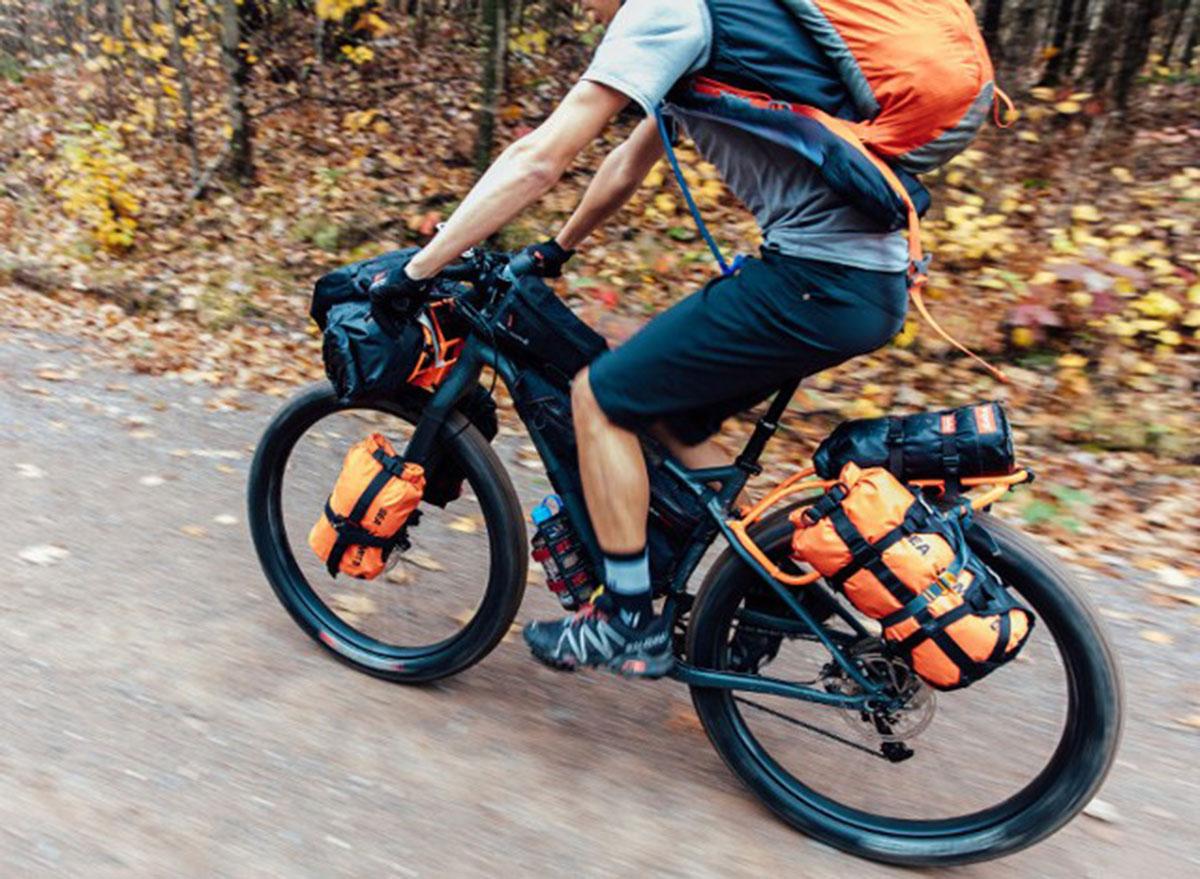 Trek 1120 Adventure Bike Wheelbase