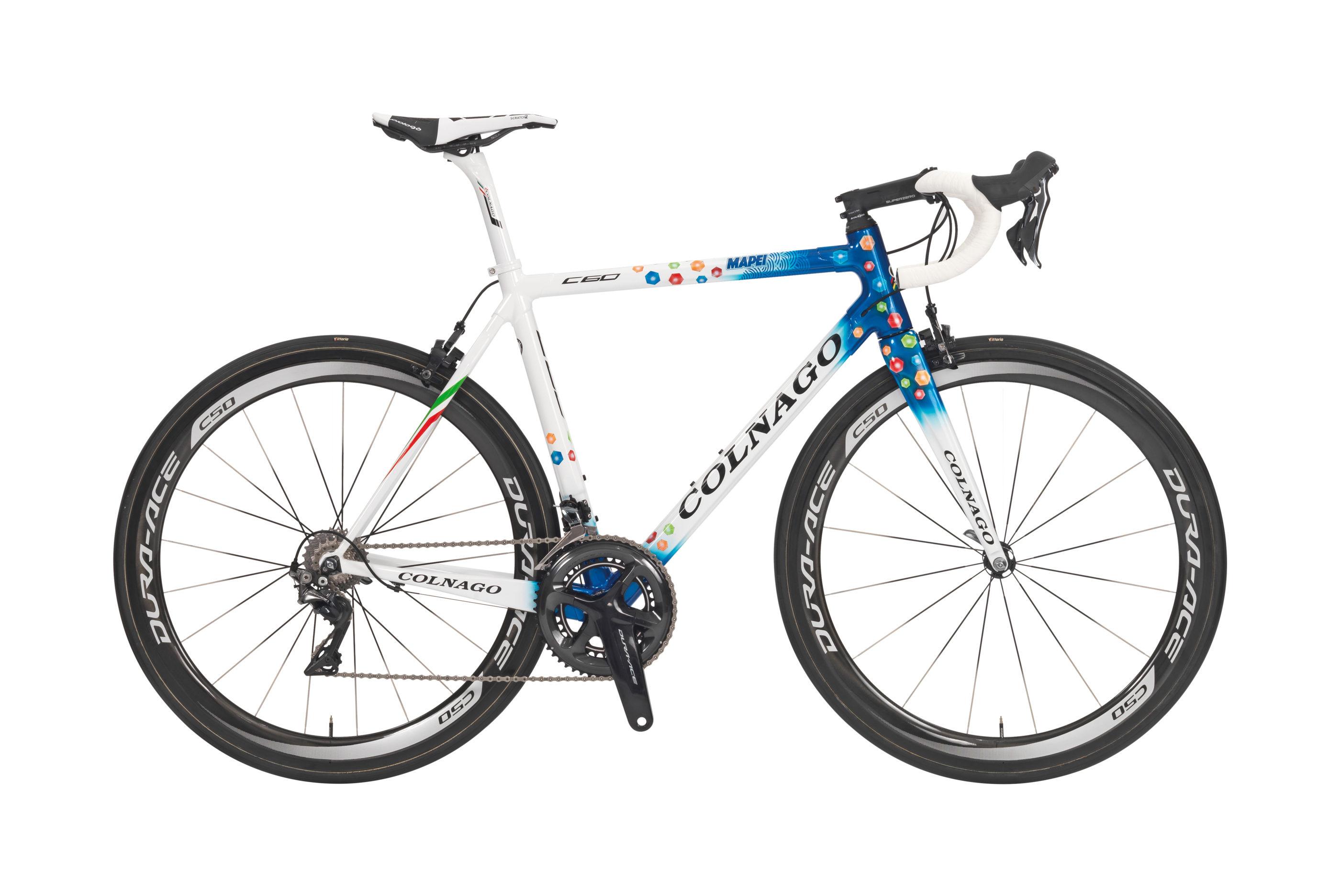 Colnago   Wheelbase