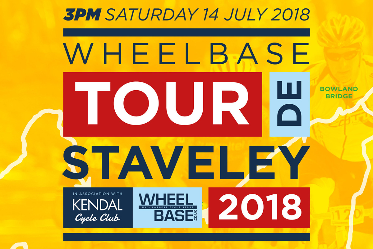 Wheelbase Le Tour de Staveley