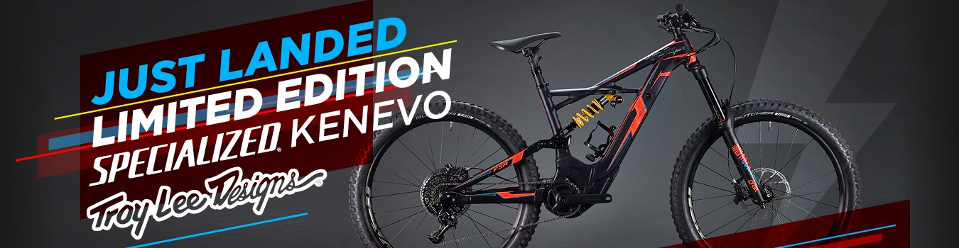 Specialized Kenevo TLD