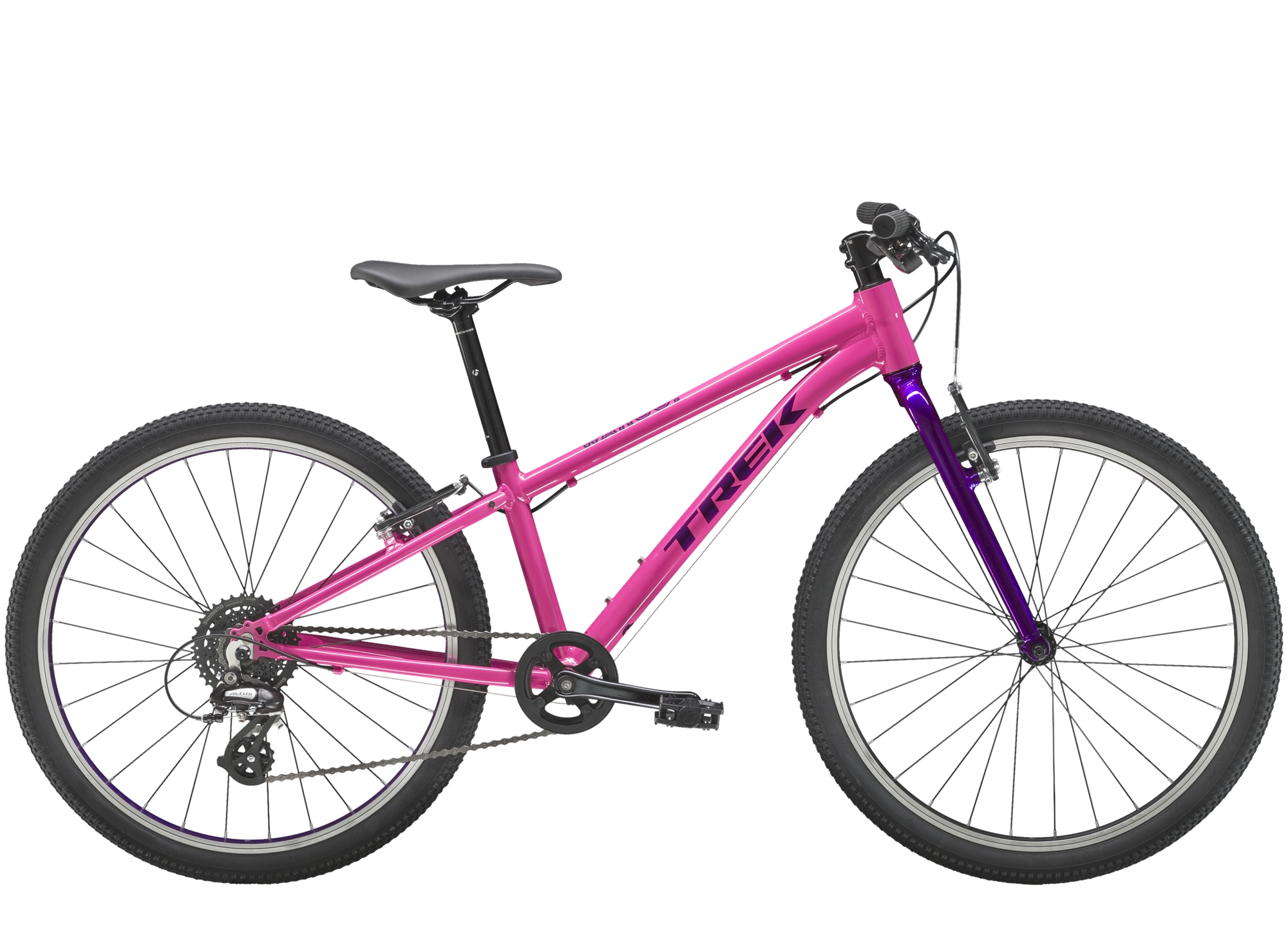 9e902e4c9a4 ... Blk 19 Trek Wahoo Mountain Bike: Trek Wahoo 24 2019