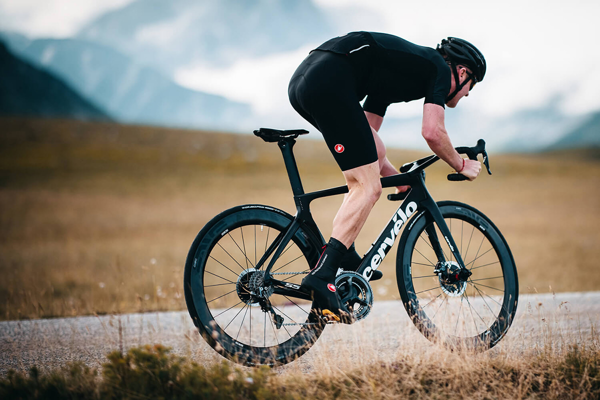 6df87b5a87b All-New Cervelo S5 and S3 Launched. Designed for all-out speed, the Cervelo  S-Series was launched as the original aero bike way back in the early 00's.