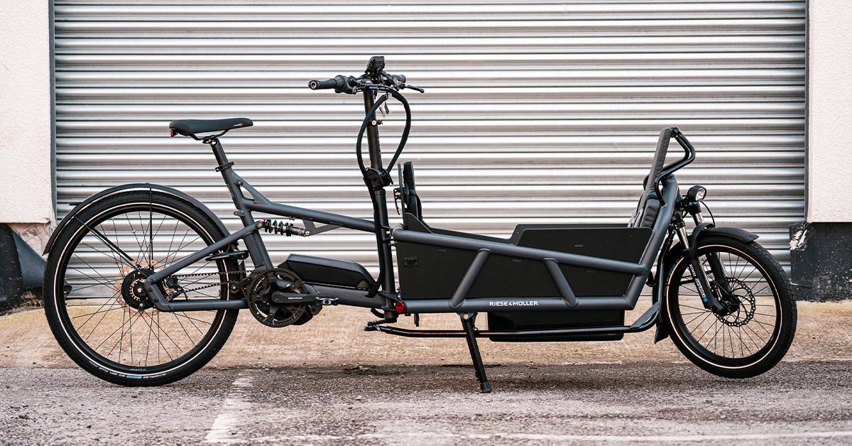 Riese & Muller E-Bike
