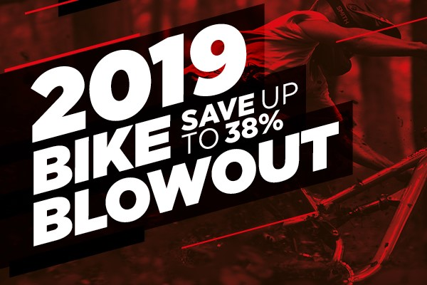 2019 Bike Blowout