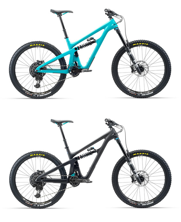 The NEW Yeti SB165 | Wheelbase