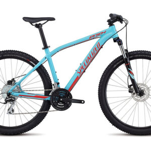 2017 Specialized Pitch 27.5 : Gloss Light Blue/Nordic Red