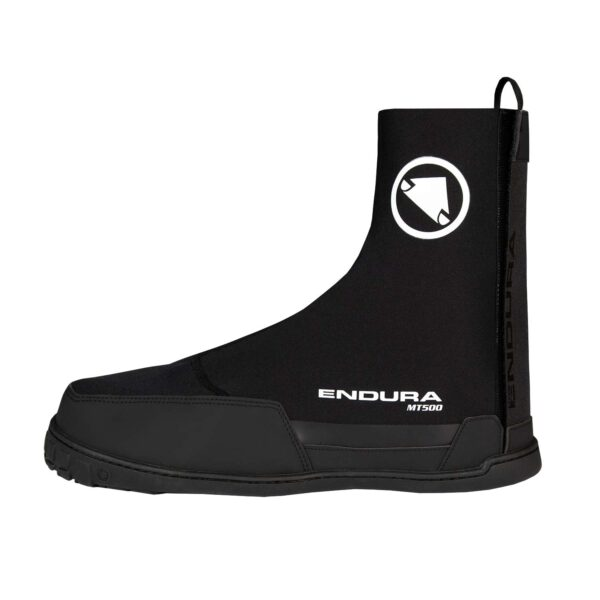 Endura MT500 Plus Overshoe II : Black : Large/X-Large