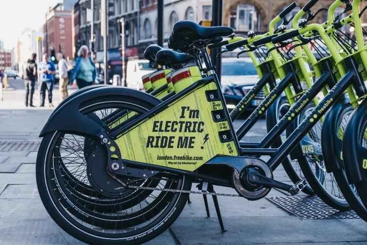 Electric Bike for Sale in Leeds: Mountain Bike, Road Bike and Push Bikes