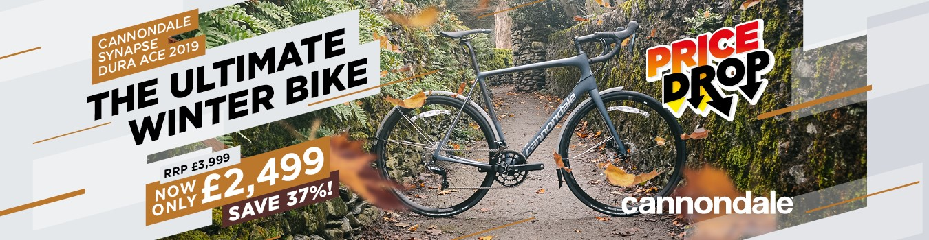 Cannondale Synapse Winter Bike
