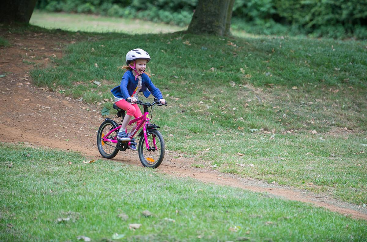 "Kids 16"" Wheel Bikes"