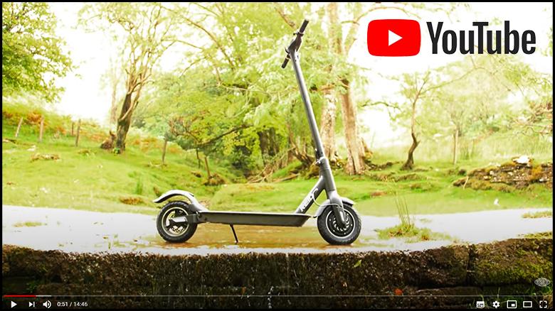 Reid E4 E-Scooter Review