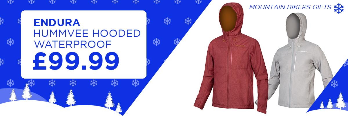 Endura Hummvee Hooded Waterproof Jacket