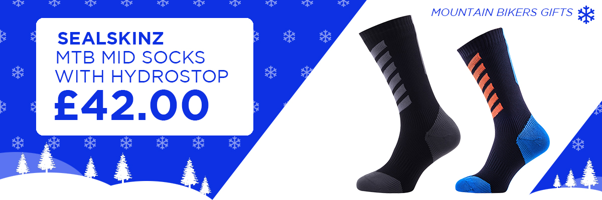 Sealskinz MTB Mid Socks