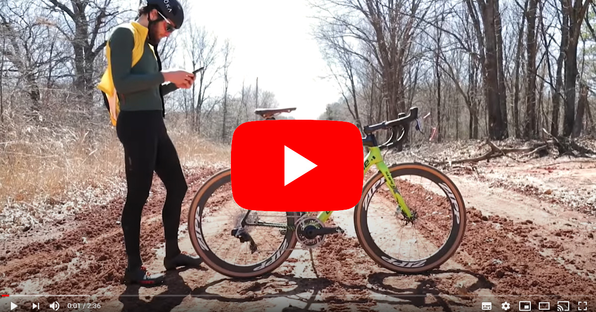Ted King talks about Cannondale SuperX