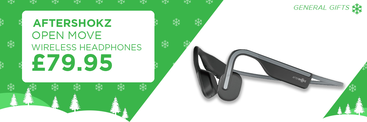 Aftershokz Open Move Wireless Headphones