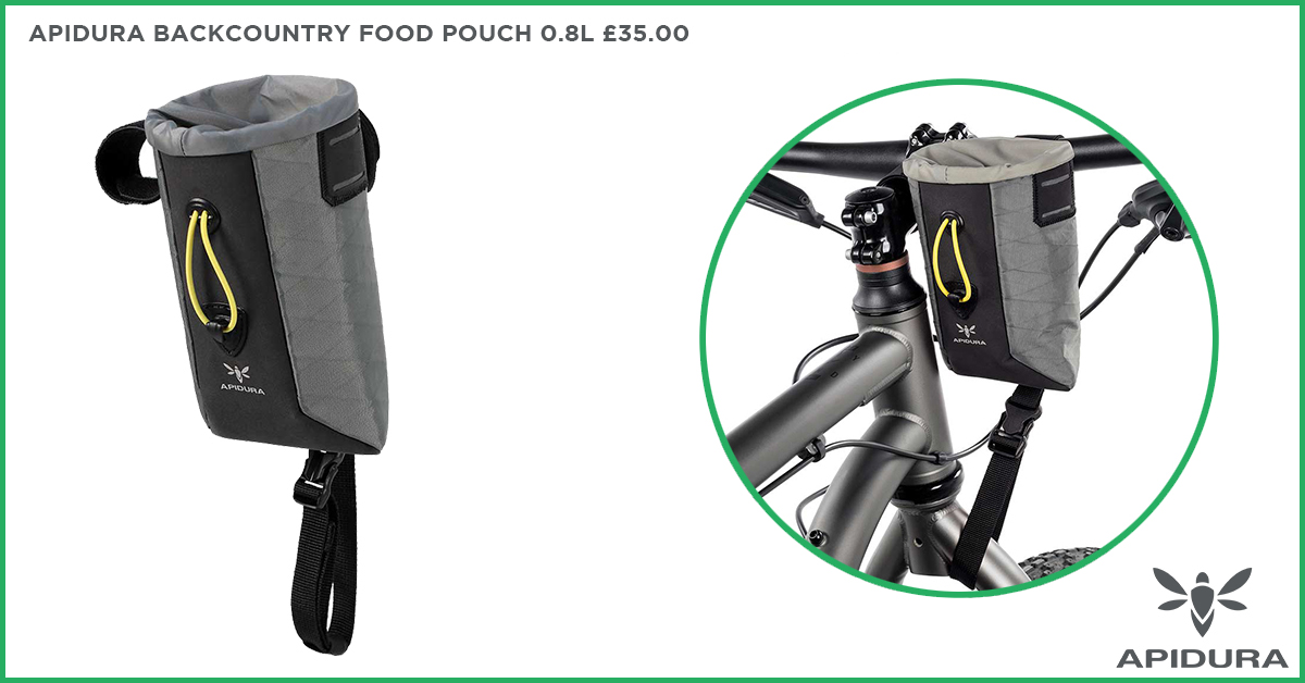 Apidura Backcountry Food Pouch 0.8L