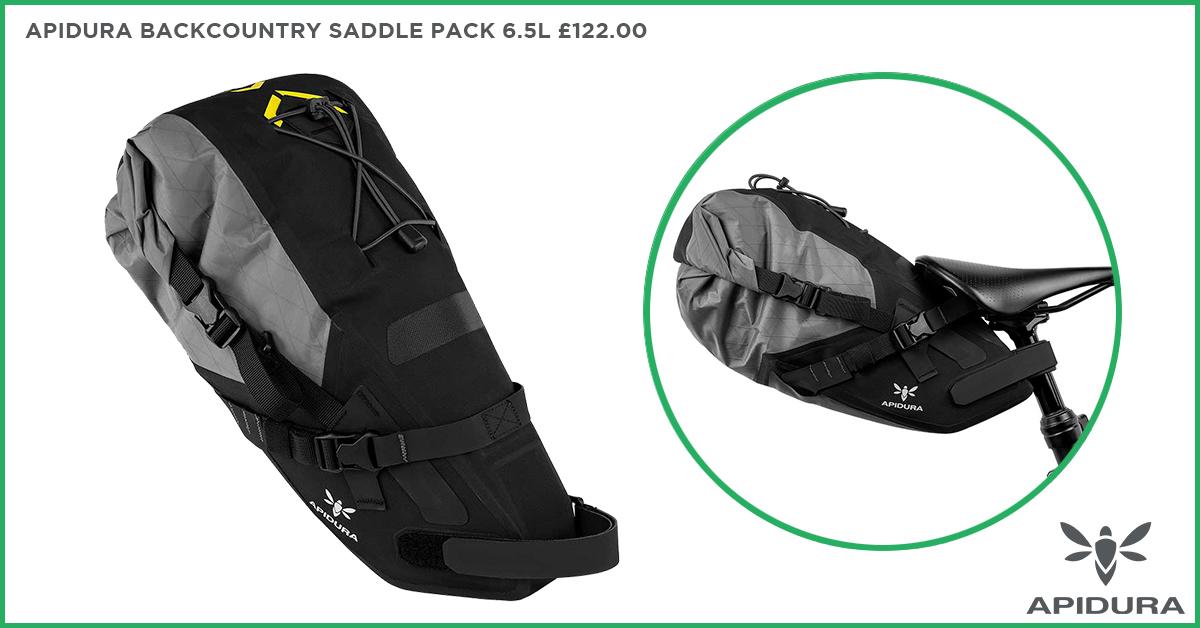 Apidura Backcountry Saddle Pack 6.5L