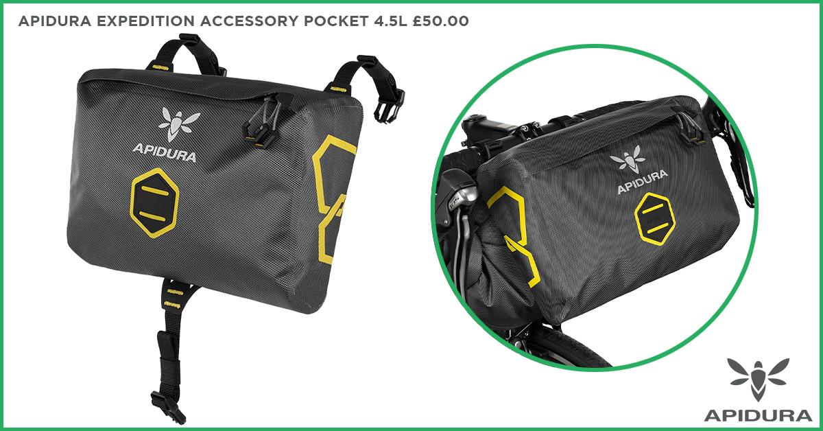Apidura Expedition Accessory Pocket 4.5L