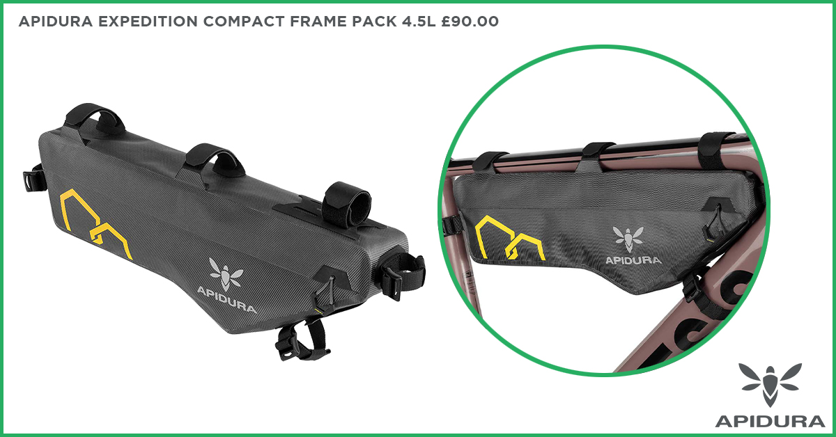 Apidura Expedition Compact Frame Pack 4.5L
