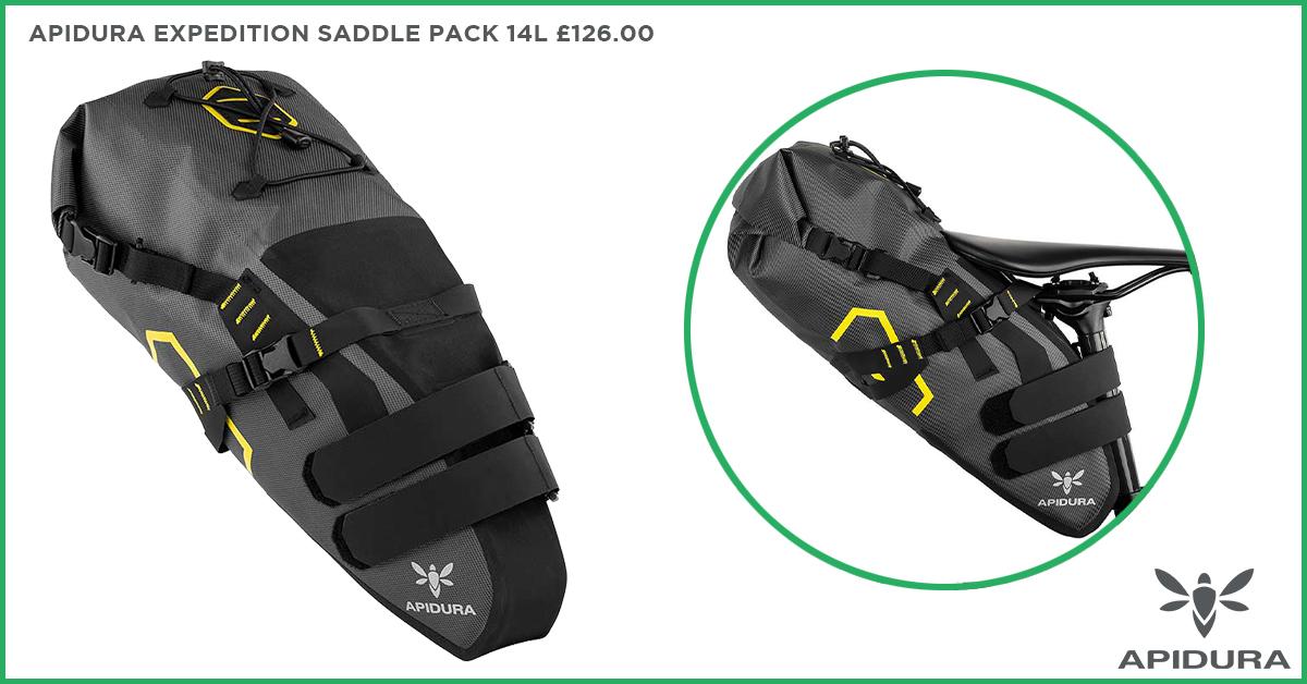 Apidura Expedition Saddle Pack 14L