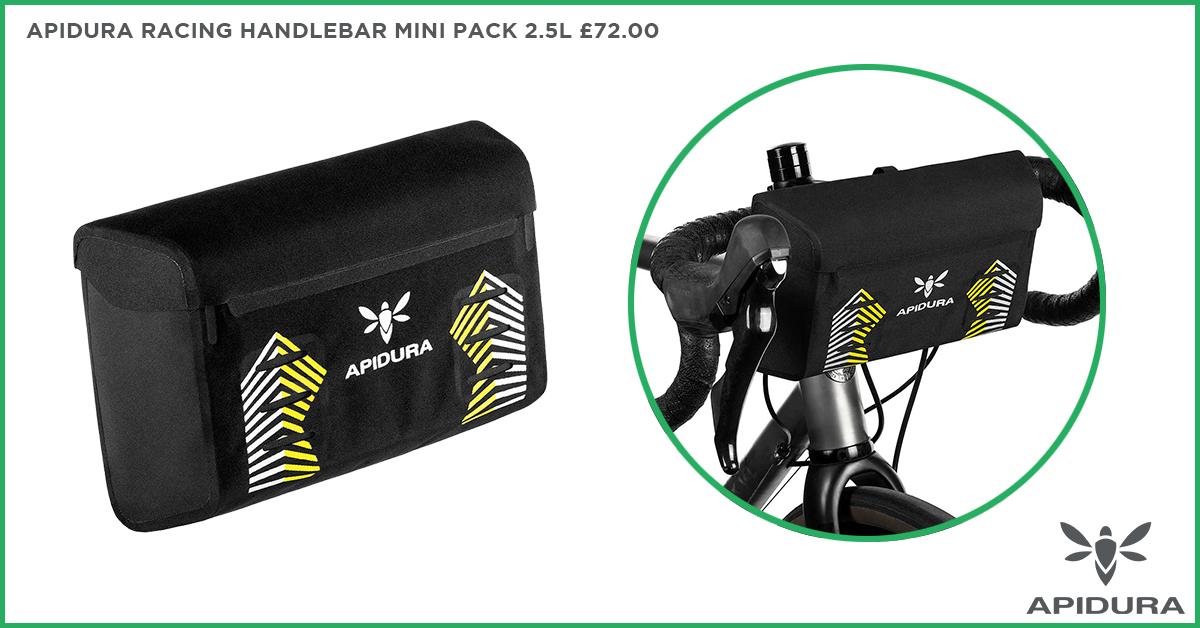 Apidura Racing Handlebar Mini Pack 2.5L