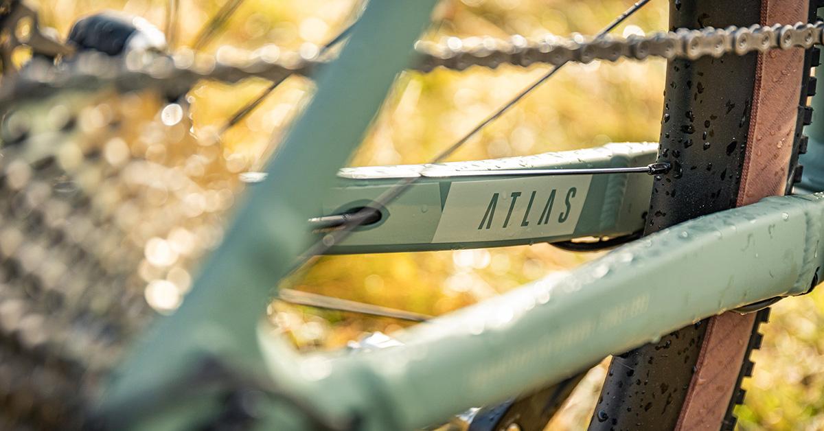 Focus ATLAS Gravel Bike