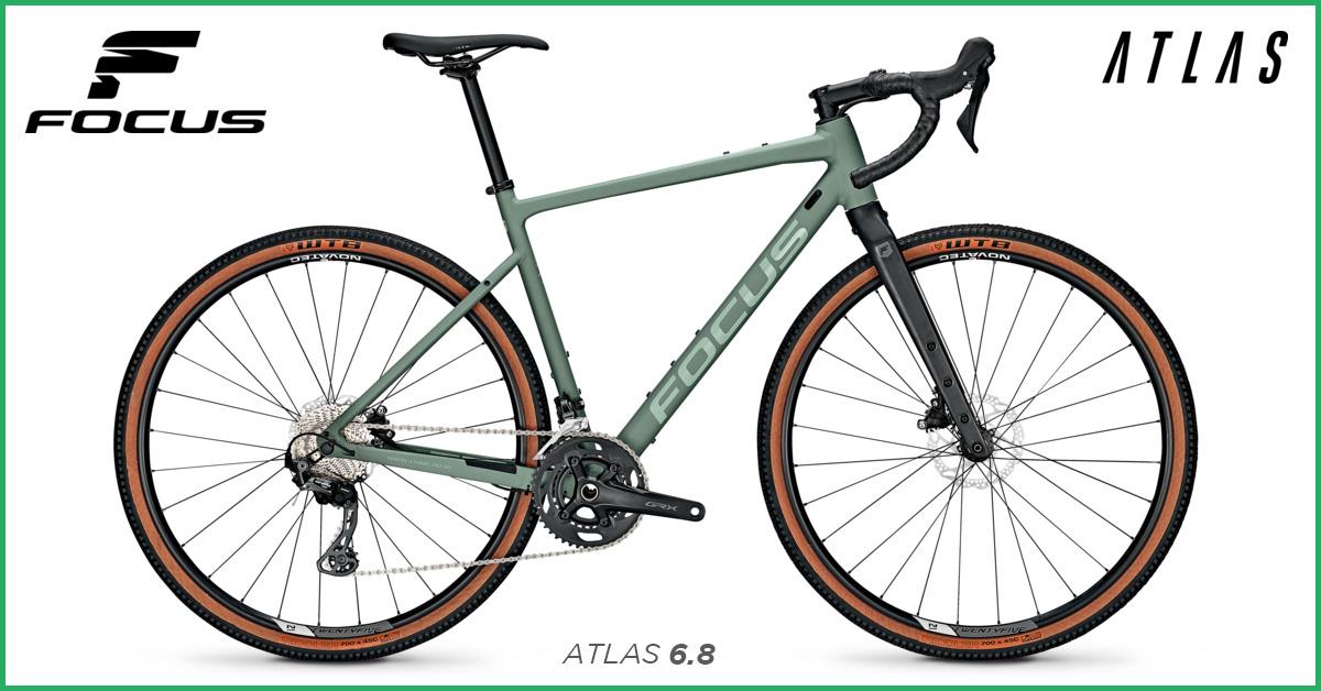 Focus ATLAS 6.8 Gravel Bike
