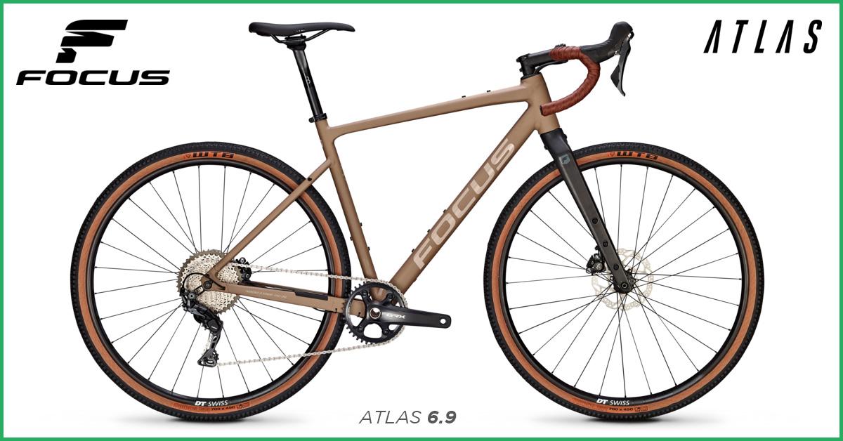Focus Atlas 6.9 Gravel Bike
