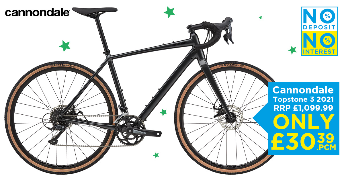 Cannondale Topstone 3 2021