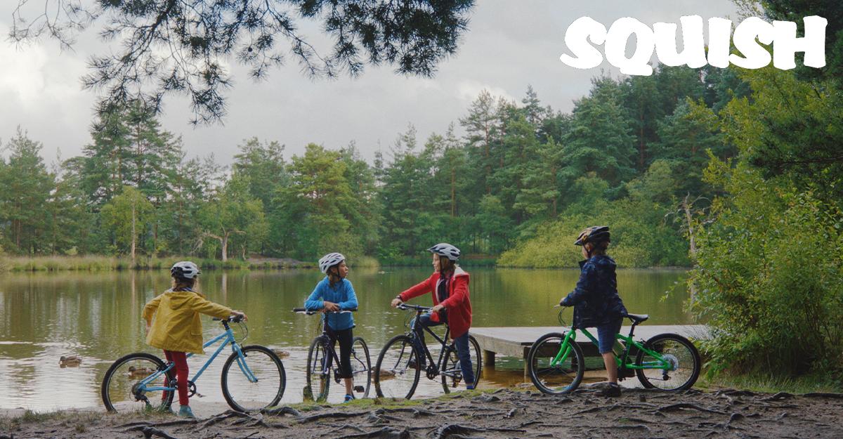 Squish Kids Bike