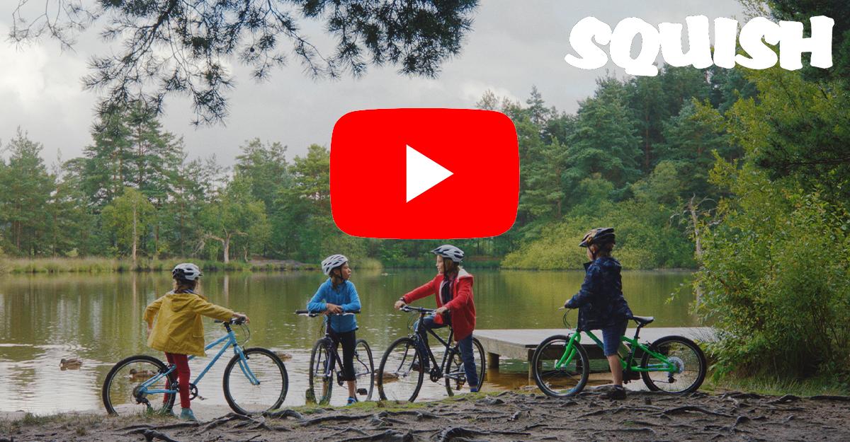 Squish Kids Bikes