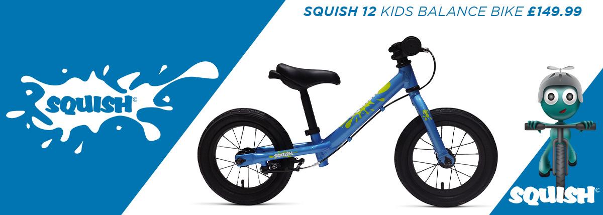 Squish 12 Kids Balance Bike