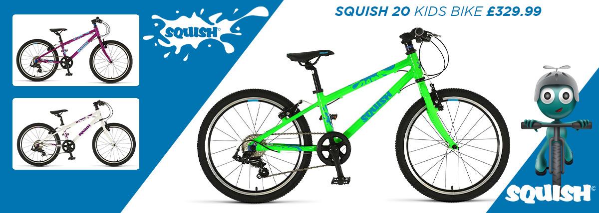 Squish 20 Kids Bike