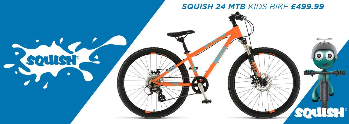 Squish 24 MTB Kids Bike