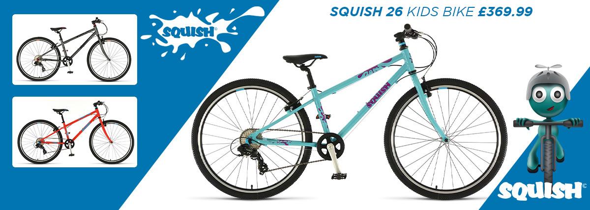 Squish 26 Kids Bike
