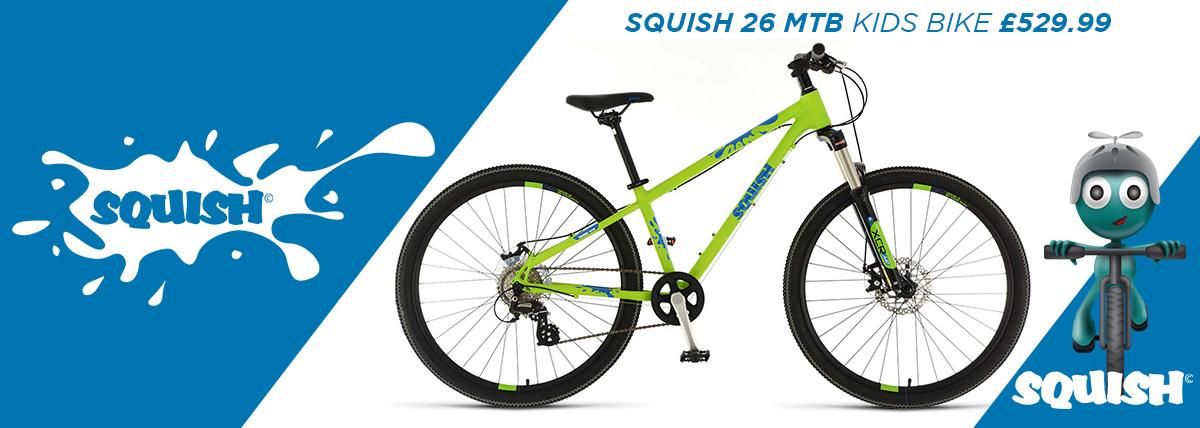 Squish 26 MTB Kids Bike