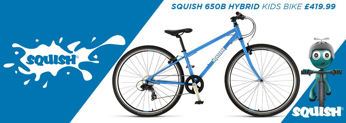 Squish 650B Hybrid Kids Bike