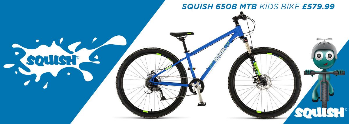 Squish 650B MTB Kids Bike