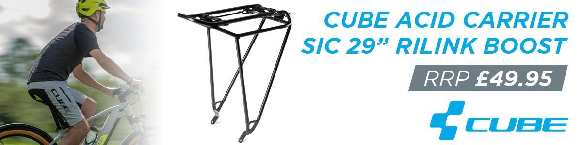 Cube Acid Carrier SIC 29 Rilink Boost