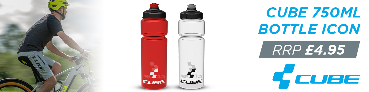 Cube 750ML Bottle Icon